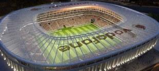Beşiktaş açılış için hazırlıklara başladı!