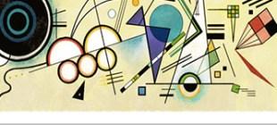 Google'dan Wassily Kandinsky Doodle'ı
