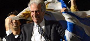 Uruguay'da sol aday Tabare Vazguez seçimleri kazandı!