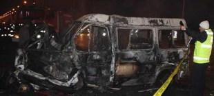 Samsunda feci kaza: 6 ölü 5 yaralı!