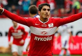 Beşiktaş, Spartak Moskova'lı Aras Özbiliz'i görüşmeye çağırdı!