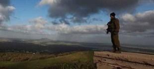 İsrail Suriye'de Hizbullahı vurdu!