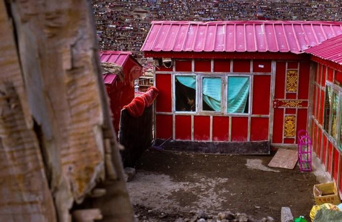 Larung Vadisi - Tibet (6)