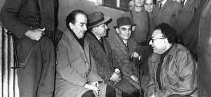 İnce Memed'i biliyorsun da Yaşar Kemal'i niye bilmiyorsun, ben onun yazarıyım işte!' (Celal Üster)