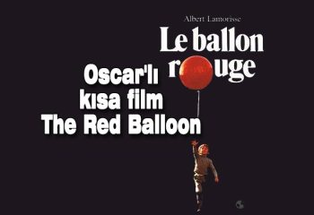 Oscar'lı kısa film The Red Balloon