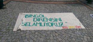 Kocaeli Üniversitesi'nde öğrenciler açlık grevine başladı