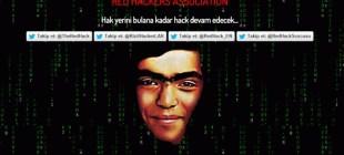 RedHack, Berkin'in ölüm yıldönümünde Polis Derneği'nin sitesini hackledi!