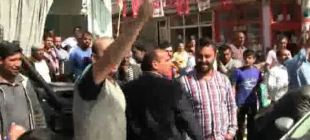 AKP Şanlıurfa'da Suriyeli mültecilere aday tanıtım mitingi düzenledi