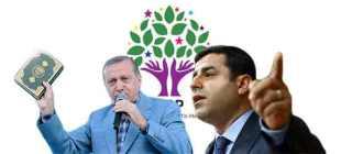 HDP, YSK'ya Cumhurbaşkanı Erdoğan'ı şikayet etti!