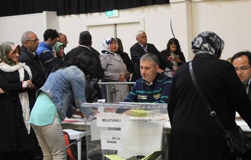 seçim, hdp, yurtdışı, oylar, hollanda, hollanda seçim, 7 haziran,