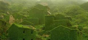 Doğanın ele geçerdiği dünyanın en güzel balıkçı köyünden 20 fotoğraf