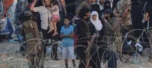 Tel Abyad'a sıkışan IŞİD'in Türkiye'ye geçme endişesi var