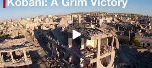 CNN kamerasından Kobani görüntüleri