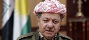 Barzani TSK'nın hava saldırılarına ilişkin açıklama yaptı