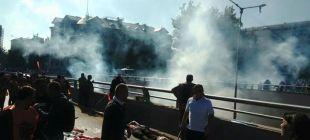 Ankara'da Patlama 'intihar bombacısı şüphesi'