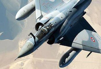 Fransa uçakları IŞİD hedeflerini vurdu