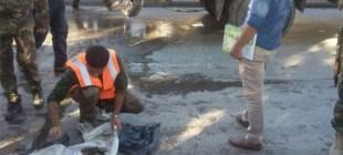 Lazkiye'ye saldırı: En az 23 ölü