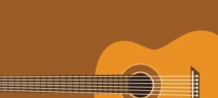 Gitar çalanlar için dersleriyle birlikte 400 şarkılık muhteşem kaynak