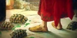 osmanlı tablosu canlandırma