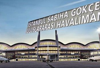 Sabiha Gökçen Havaalanında patlama