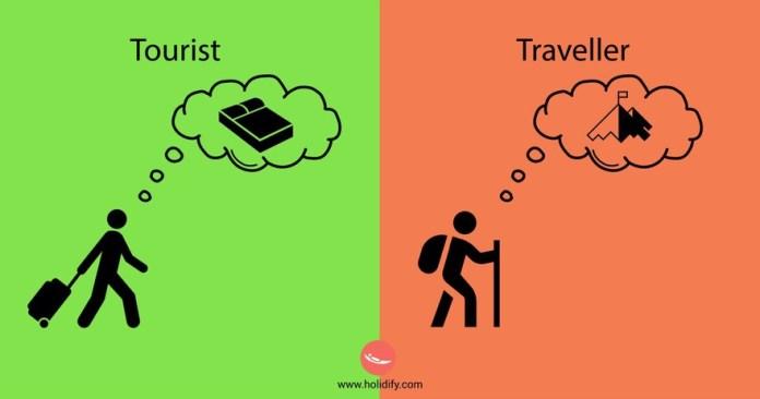 turist vs. gezgin