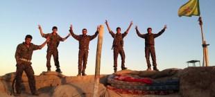 YPG Kilis yakınlarındaki bir köyü daha islamcılardan aldı