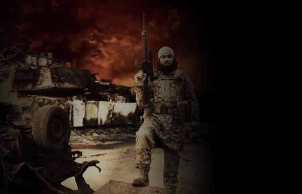 IŞİD'in birçok propaganda videosu aslında savaş oyunlarından çalındı.