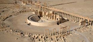 Suriye Ordusu antik Palmira kentini IŞİD'den aldı