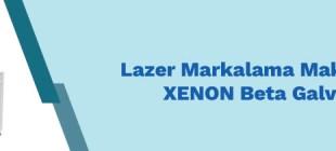 Lazer Markalama Makinası