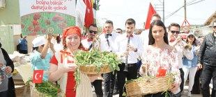 5. Neşeli Otlar Festivali Buca Karaağaç'ta
