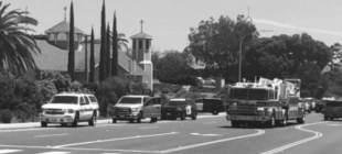 ABD'de sinagogda ateş açıldı: Bir ölü üç yaralı