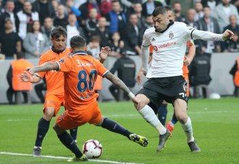 Beşiktaş beraberliği yakaladı