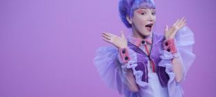 Elektro pop müziğe sıra dışı bir soluk: Lila