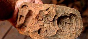 Mayalara ait en büyük heykel atölyesi keşfedildi