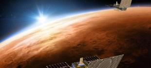 NASA, Mars'ta ilk kez deprem tespit etti