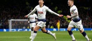 Tottenham Manchester City'i, Liverpool Porto'yu mağlup etti