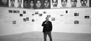 Weiwei'nin yeni sergisi: 1 milyon legoyla Meksika'da kaçırılan 43 öğrencinin portresini yaptı