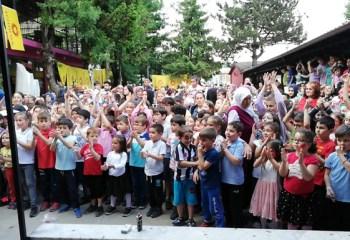 Eğitim Sen'den 'Çocukların Bahar Buluşması' şenliği