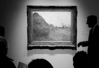 Monet'nin 'Saman Yığınları'na rekor fiyat: Sekiz dakikada 110.7  milyon dolara satıldı