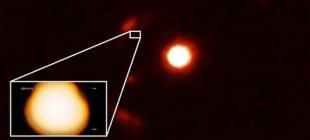 Nötron yıldızları çökerek bir magnetar yarattı