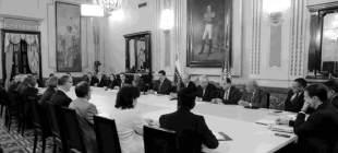Venezüela iktidar ve muhalefet temsilcileri, 'Oslo görüşmeleri'nde