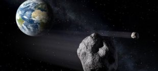 Dev asteroitin çarpma ihtimali 7 binde 1
