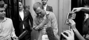 Meslektaş dayanışması işe yaradı; Rus gazeteci serbest