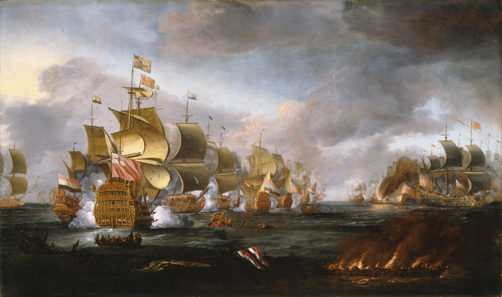 Art Review Powerful History In British Art At The Portland Museum Of Art The Portland Press