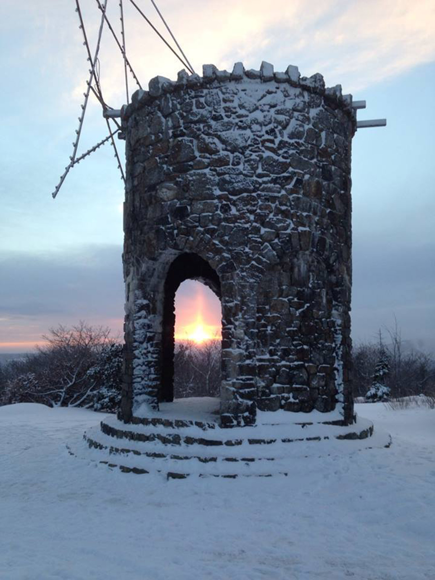 Group Hopes To Fix Landmark In Camden Hills State Park The Portland Press Herald Maine