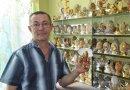 Украинец прославился благодаря ажурным яйцам