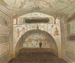 """le catacombe dei Ss. Pietro e Marcellino saranno aperte al pubblico """"le catacombe dei Ss. Pietro e Marcellino"""