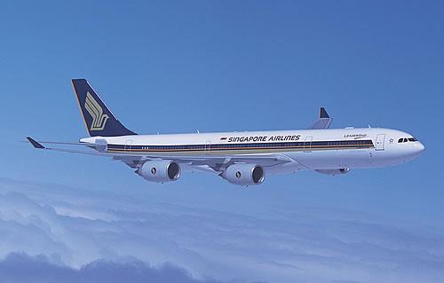 Il volo aereo più prestigioso del mondo: da Singapore a New York