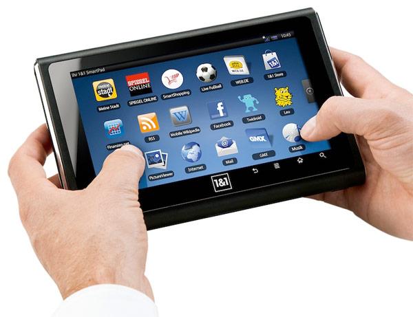 I movimenti delle dita su touchscreen modificano il cervello