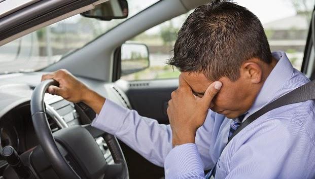 Patente di guida e colpi di sonno